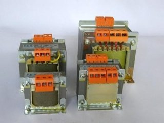 single-phase electric transformers